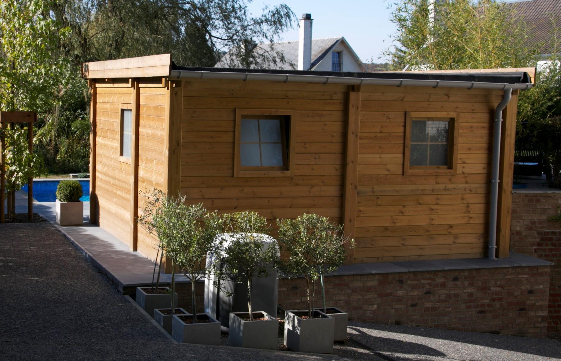 Le Pool-House